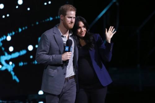 Meghan Markle e il Principe Harry: l'amore in foto 8