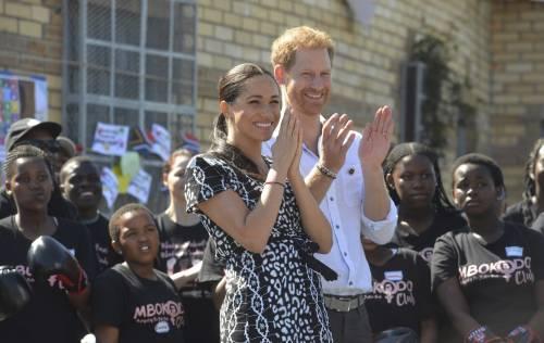 Meghan Markle e il Principe Harry: l'amore in foto 1