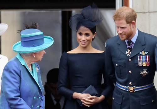 Meghan Markle e il Principe Harry: l'amore in foto 2