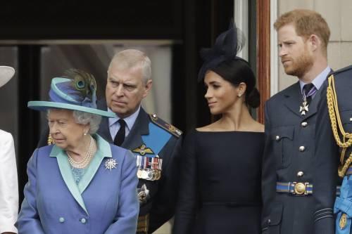 Meghan Markle e il Principe Harry: l'amore in foto 4
