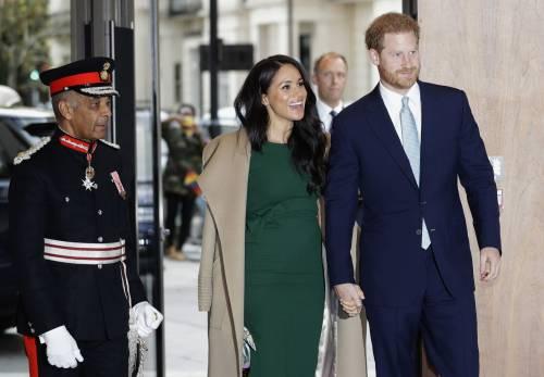 Meghan Markle e il Principe Harry: l'amore in foto 7