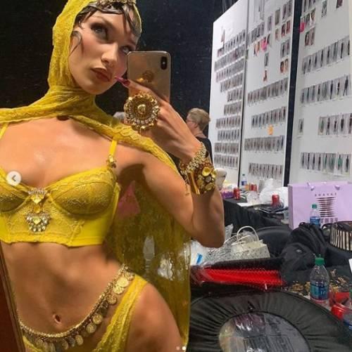Bella Hadid, le foto più seducenti 7