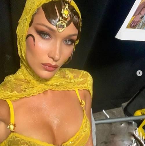 Bella Hadid, le foto più seducenti 8
