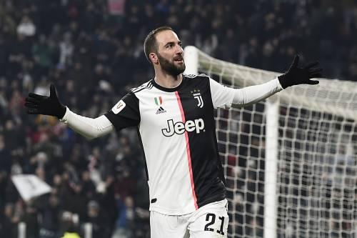 """Higuain non dimentica: """"La Juve mi cacciò a pedate"""""""