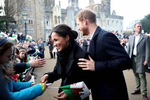 Meghan Markle e il Principe Harry: foto 6