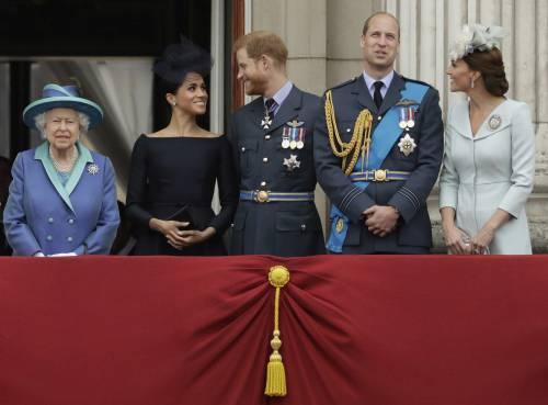 Meghan Markle e il Principe Harry: foto 1
