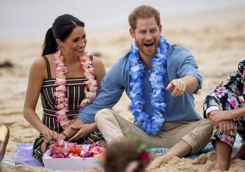 Meghan Markle e il Principe Harry: foto 7