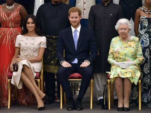 Meghan Markle e il Principe Harry: foto 8
