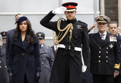Meghan Markle e il Principe Harry: foto 9