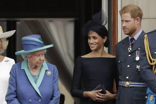 Meghan Markle e il Principe Harry: foto 5