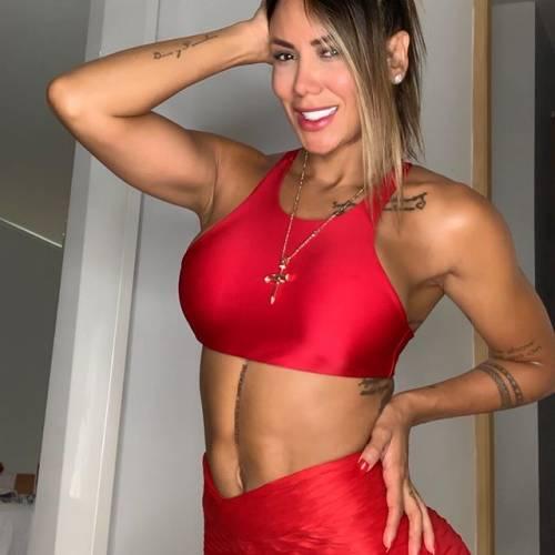 Sonia Isaza spopola su Instagram 2