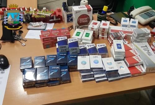 Sbarcato con sigarette da contrabbando: denunciato un tunisino