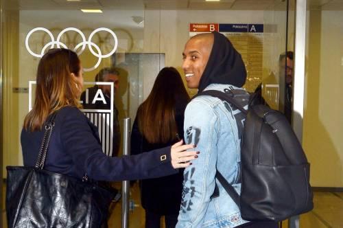 Ashley Young a Milano: il giocatore del Manchester United firma per l'Inter