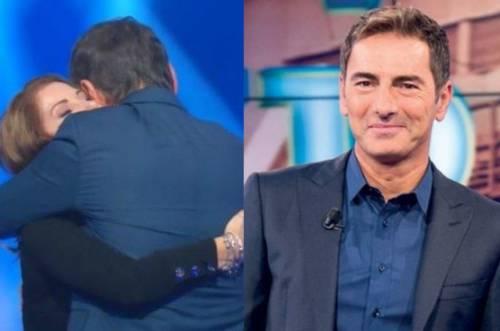 """Marco Liorni grato a chi salvò sua figlia: """"Stava soffocando"""""""