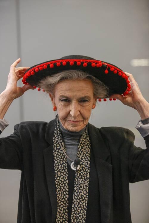 """Gf Vip, Barbara Alberti senza freni: """"Eva Grimaldi? Megalomane, chi se la i...?"""""""