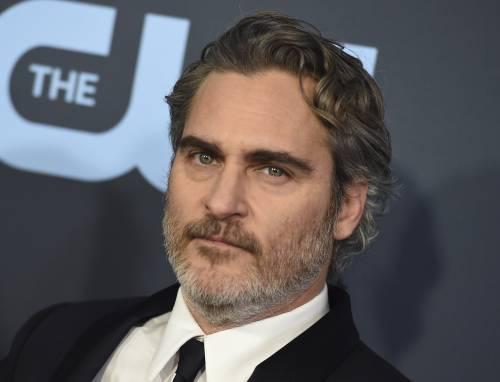 Joaquin Phoenix, le immagini delle premiazioni 3