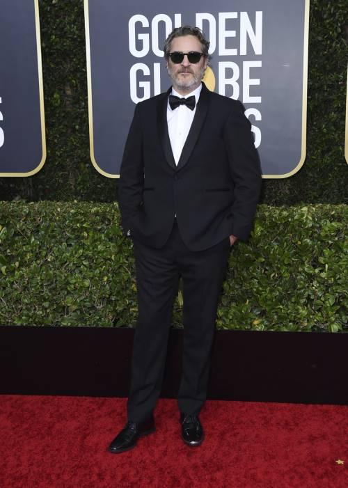 Joaquin Phoenix, le immagini delle premiazioni 7