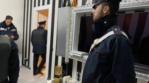 Le mani della 'ndrangheta sullo spaccio: decine di arresti a San Basilio 2