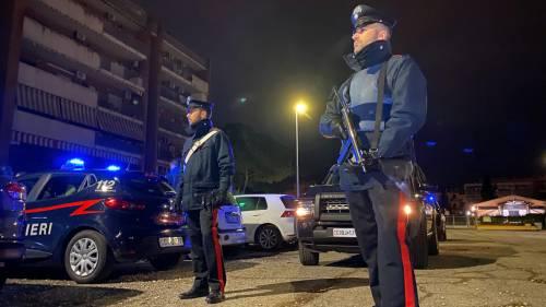 Le mani della 'ndrangheta sullo spaccio: decine di arresti a San Basilio 5