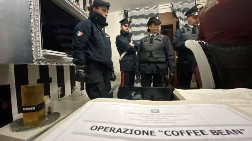 Le mani della 'ndrangheta sullo spaccio: decine di arresti a San Basilio 6