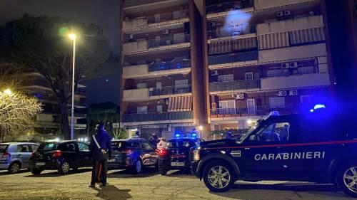Le mani della 'ndrangheta sullo spaccio: decine di arresti a San Basilio 7