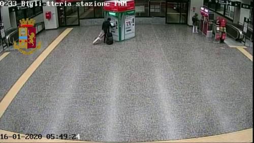 Così rubava i codici delle carte di credito: un arresto a Malpensa
