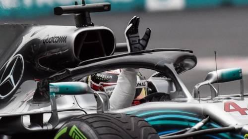 Nuova Mercedes. La Rossa pare vecchia