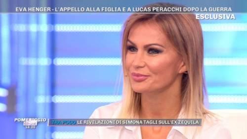 """Eva Henger ancora contro Lucas: """"Mercedesz è succube del fidanzato"""""""