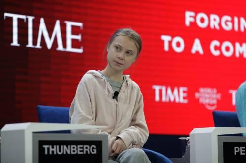 Ora la Bbc dedica una serie tv a Greta Thunberg
