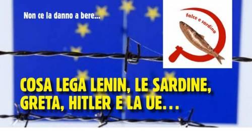 """Bufera sul giornalino parrocchiale: """"Sardine leniniste e Thunberg nazista"""""""