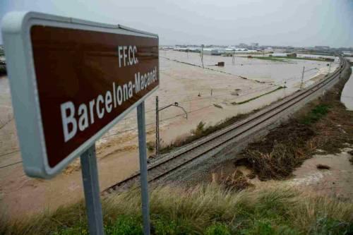 La tempesta Gloria fa 10 vittime in Spagna, allarme in Francia