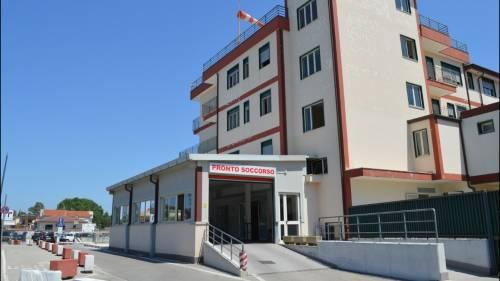 La clinica Pineta Grande