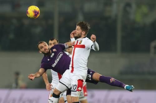 Serie A, il Bologna vince 3-1 il derby contro la Spal. Fiorentina-Genoa 0-0