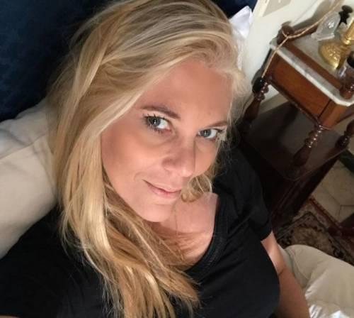 """Eleonora Daniele rivela la sua paura: """"A 40 anni non ero sic"""