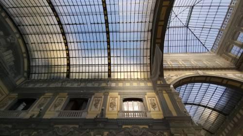 La desolazione della Galleria Principe di Napoli 4
