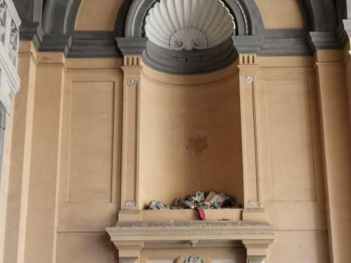 La desolazione della Galleria Principe di Napoli 9