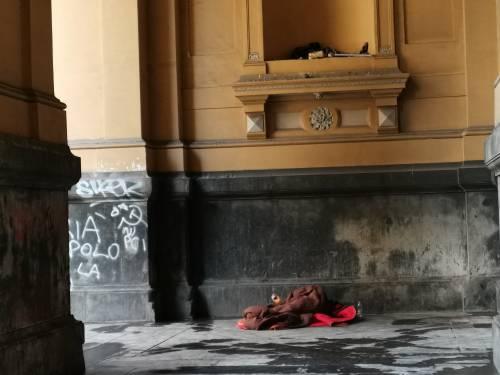 La desolazione della Galleria Principe di Napoli 10