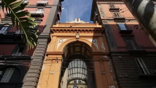 La desolazione della Galleria Principe di Napoli 11