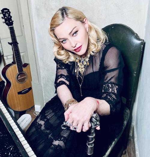 Madonna, le foto della cantante