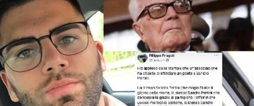 """""""Un ponte dedicato a Pertini? No, uccise una marea di persone e si definì brigatista rosso"""". Polemiche sul consigliere leghista"""