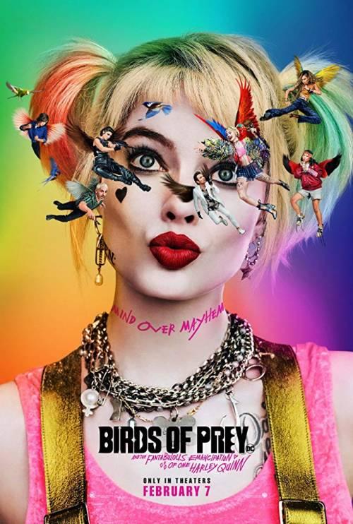 Birds of Prey, il film su Harley Quinn (senza Joker) arriva al cinema