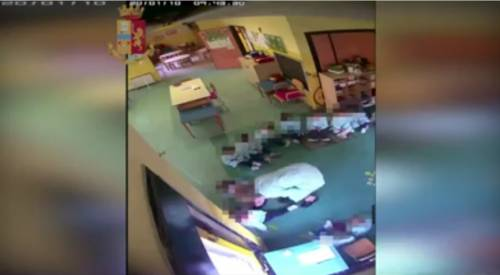 L'orrore in una scuola materna: le maestre maltrattavano i bambini