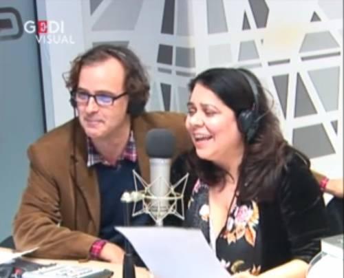 """Murgia canta Mina per attaccare Salvini: """"Se citofonando…"""""""