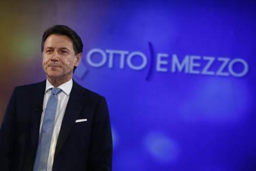 Forza Italia lancia l'allarme: Conte in crisi d'identità