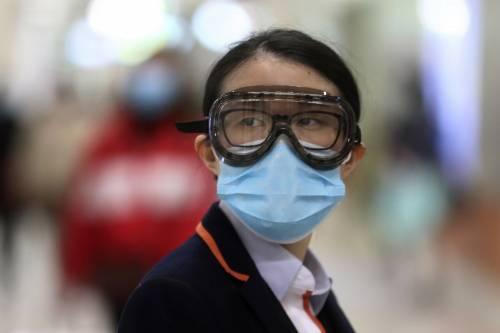 Coronavirus, mille nuovi contagi in Cina. La Russia chiude i confini