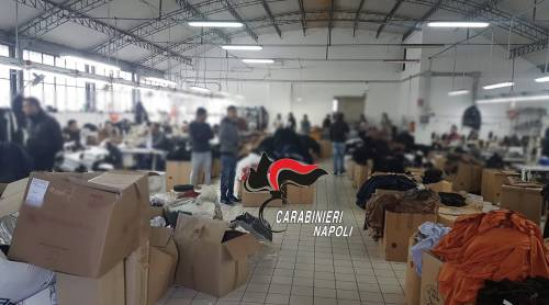 Lavoro sommerso, controlli e sanzioni in provincia di Napoli