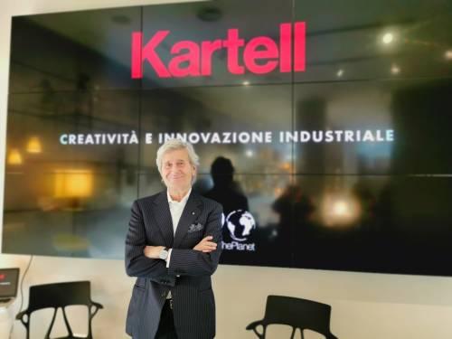 """Design etico e sostenibile, Kartell lancia il manifesto: plastica e legno per l'arredo """"green"""""""