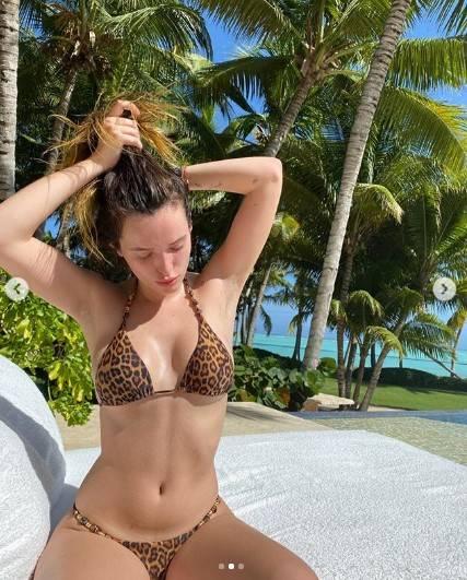 Bella Thorne e Benji, la sexy coppia 9