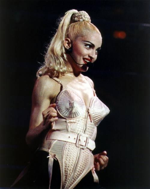 """Madonna: """"Mai stata con un uomo poco dotato"""""""