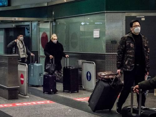 Milano, turisti cinesi non controllati all'arrivo a Malpensa